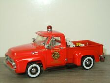 1955 Ford F100 Country Fire Marshall - Matchbox Yesteryear YRS06/SA-M *41550