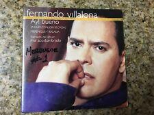 Ay! Bueno by Fernando Villalona (2002 CD) PROMO ***