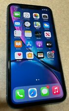 Apple iPhone XR - 256GB - Blue (Verizon) A1984 (CDMA + GSM)