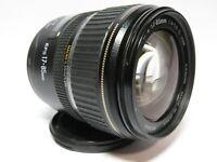 Canon EFS 17-85mm f4-5.6 Ultrasonic Macro IS Auto Focus Zoom Lens