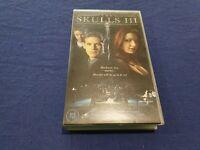 The Skulls III 3 - VHS - Aussie Seller - Free Post