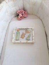Bulgari Baby Petites Et Mamans 4 Piece Gift Set 3.4oz Eau Sans Alcohol 3 Gentle