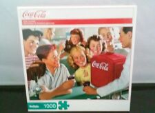 Coca Cola Soda Shop 1000 Piece Jigsaw Puzzle By Buffalo Games New And Sealed
