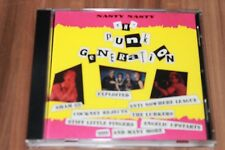 Various-The Punk génération-Live and Loud (1995) (CD) (mbscd 438/2)