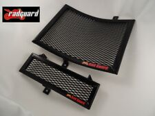 Triumph Speed Triple 1050 S/R 2016 - 2019 Radiator & Oil Guard RAD GUARD - BLACK