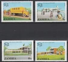 UPU 100 Jaar - Zambia postfris 1974 MNH 133-136 (upu136)