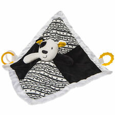 Taggies Mary Meyer Tic Tac Toby Dog Activity Blanket Baby Comforter