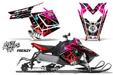 Sled Decal Wrap Polaris Pro RMK Rush Snowmobile Graphics Kit 2011-2014 FRENZY R