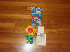 Vintage 1988 Kenner Travel Spirograph Toy No. 14200 Complete in Box Excellent