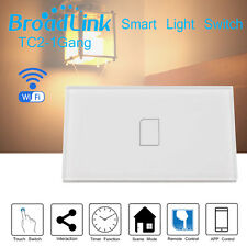 BroadLink TC2 Home Automation Switch Smart Single Touch Wireless Remote Control