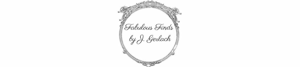 Fabulous Finds by J. Gerlach
