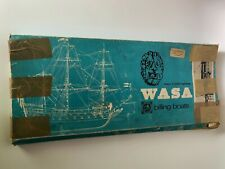 Billing Boats WASA Gustav II Adolfs Model Regalskepp #MR440 *incomplete*