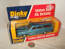 Rare Vintage Dinky Toys 122 Volvo 265 DL Estate in Original Dinky Box