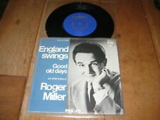 Roger Miller.A.England Swings.B.Good old days.(3898)