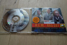 R.E.M.: Bad Day + 3 exclusive new tracks - 4-Track-CD-Maxi
