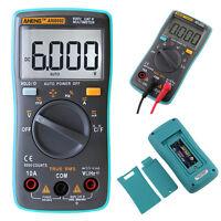 Ranging Digital Multimeter Voltmeter Ammeter Ohmmeter OHM AC DC Tester UK