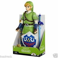 The Legend of Zelda Skyward sword Deluxe 50cm Link Action Figure