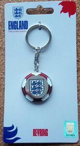 England FA Metal Football Keyring (Official Merchandise) - FREE POSTAGE!