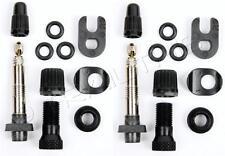 2-Pack Mavic UST Tubeless Presta Valve Stem Core Kits Bike Wheel Rim - Genuine