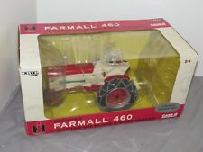 vintage McCormick Farmall 460 Tractor & Blade Windbreaker RARE 1:16 NIB IH