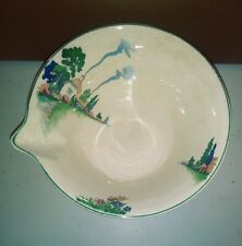 Vintage Harker Pottery Ovenware / Chinaware, Countryside Batter / Mixing Bowl.