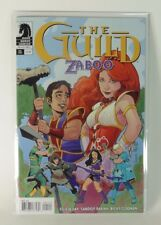The Guild: Zaboo - One-Shot (2011, Dark Horse) Georges Jeanty Variant Cover