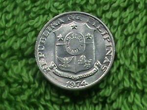 PHILIPPINES 1 Sentimo 1974 UNC