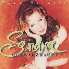 Sandra Schwarzhaupt - True stories - CD -