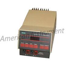 BioRad 200/2.0, 200 volt/2.0 amp electrophoresis power supply. 90 day warranty