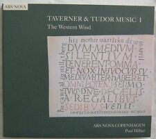 Taverner & Tudor Music 1 The Western Wind ARS NOVA 8.226050 IMPORT CD