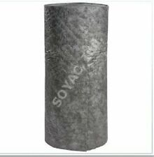 "Soyac - Oil Absorbent Mat MultiLaminate Roll  long-lasting 150' L x 30"" W Roll"