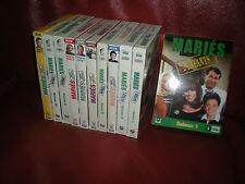 LOT DES 11 COFFRETS DVD INTEGRALE SERIE MARIES 2 ENFANTS - SAISONS 1 A 11