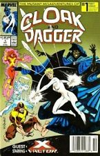 Mutant Misadventues Cloak and Dagger #1 (Marvel Comics)