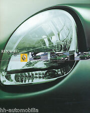 Renault Twingo Prospekt 8 00 brochure 2000 Auto PKWs Autoprospekt Frankreich