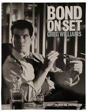 Bond on Set by Greg Williams (Paperback, 2002)