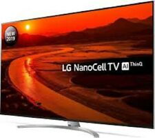 LG 75 Inch NanoCell 8K Ultra HD Smart TV 75SM9900PLA - Google Assistant & Alexa