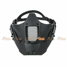 JAY Fast Protection Mask for Painball, Airsoft (Black)