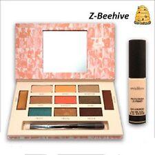 Smashbox Shades of Fame Eye Palette Brush Primer SEALED Set in Box