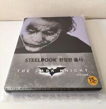 The Dark Knight Steelbook Korean Release Wurple Edition Rare