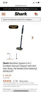 Shark WandVac WV362UKT