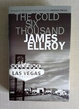The Cold Six Thousand 6000 James Ellroy First UK Edition Hardback Crime SIGNED!