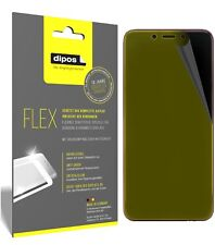 3x Xiaomi Mi A2 Screen Protector Protective Film covers 100% dipos Flex