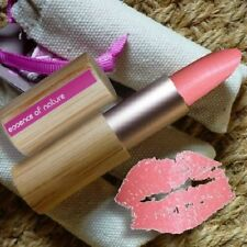 Zao MAKE-UP Pearly Lipstick 402 chiarore Rossetto Naturkosmetik bio bambusbox