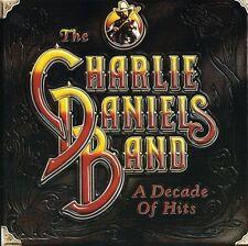 Charlie Daniels - Decade of Hits [New CD] Rmst