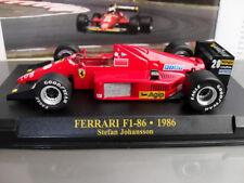 Ferrari F1 Collection F1-86 1986 #28 Stefan Johansson 1/43 F1 86