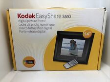 """NEW Kodak Easy Share S510 5.6"""" Digital Picture Frame with remote"""