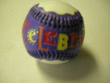"Baseball, Keepsake For ""Special Day Celebrate,"" By Anaconda Sports, Brand New"