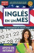 Inglés en un Mes by Aguilar Aguilar (2013, Paperback)