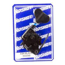 Hipshot Bass Hipshot EB4 Xtender Detuners Instant detuning Drop D-Tuner - BLACK