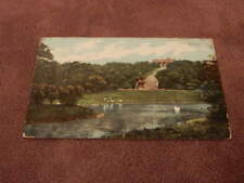 1905 fr  postcard - The park - Bolton - Greater Manchester